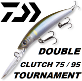 Daiwa Tournament Double Clutch