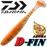Daiwa Tournament D-Fin Gummifisch