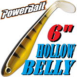 Berkley Hollow Belly 15 cm - 6
