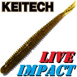 Keitech Live Impact