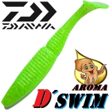 Daiwa Tournament D-Swim Gummifisch