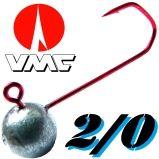 2/0 VMC Nymphenkopf