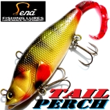Lena Lures Tail Perch 110mm / 40g Fast Sinking