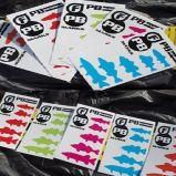 RawFinesse PB Marks Aufkleber / Sticker