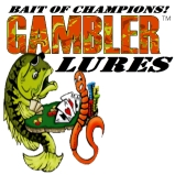 Gambler Lures V-Tail Shads