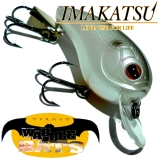 Imakatsu Waddle Bats Crankbait Wobbler