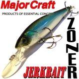 Major Craft Lures Zoner Jerkbait 90SP / 90 mm