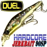DUEL Hardcore Jerkbait 90SP Wobbler / 90mm
