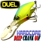 DUEL Hardcore Deep Crank 60F / 60mm