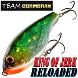Team Cormoran King of Jerk Reloaded 130 mm Jerkbait