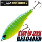 Team Cormoran King of Jerk Reloaded 150 mm Jerkbait