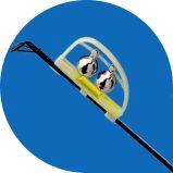 Aal - Glocken / Signal - Glöckchen / Fishing Bell