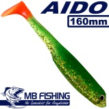 Aido Shad von MB Fishing in 160mm