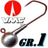 VMC Haken Rund Größe 1