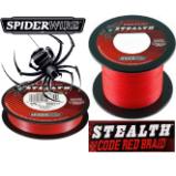 Spiderwire Stealth Code Red