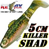 5 cm Relax Kopyto Killer Shad