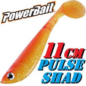 Berkley Power Bait Pulse Shad Gummifisch 11cm Spicy