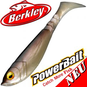 Berkley Power Bait Pulse Shad Gummifisch 14cm Smelt 2016 / 3 Stück im Set NEU 2016