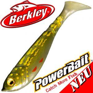 Berkley Power Bait Pulse Shad Gummifisch 6cm Farbe Pike 5 Stück im Set NEU 2016