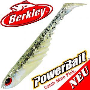 Berkley Power Bait Ripple Shad 3,5 Gummifisch 9cm Silver Magic 5 Stück im Set NEU 2016