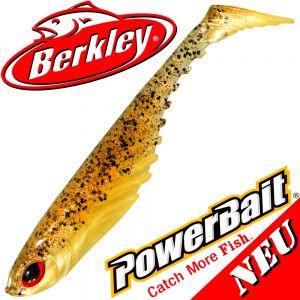 Berkley Power Bait Ripple Shad 5 Gummifisch 13cm Cappuccino 3 Stück im Set NEU 2016