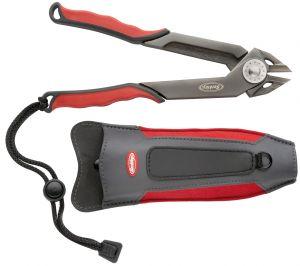 Berkley Tec Tool Hook & Wire Cutter Allesschneider mit Holster ideal zum Schneiden von Haken