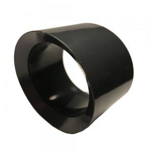 PVC-U Rohr Reduzierung 63mm auf 50mm mit Klebemuffe PN 10 nach DIN 8063 Formteil Fitting zum kleben