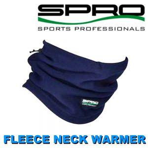 Spro Fleece Neck Warmer Sturmkragen Halsschutz Wärmeisolierung für Freizeit, Outdoor & Angeln