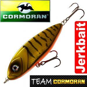 Team Cormoran Micro Jerkman Jerkbait 8,5cm Natural Perch 22g Sinking