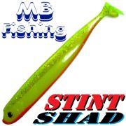 Stint Shad Gummifisch 160mm Farbe Riverking 3 Stück im Set Hecht & Zanderköder