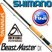 Shimano BeastMaster DX Spinning 270M 2,70m WFG 10-30g 190g Fuji Guides Biofibre Powered