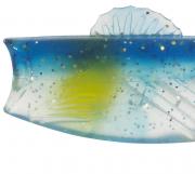 Berkley Power Bait Fat Ripple Shad Gummifisch 6 - 15cm Ocean 2 Stück