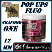 Berkley Gulp! Carp Pop Ups Fluo 100 g / 12 mm / Seafood One