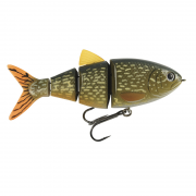Spro BZZ 1 Swimbait 4 10cm / 21g Floater / Pike