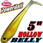 Berkley Hollow Belly Gummifisch Swimbait 12,5 cm Ayu 3 Stück im Set