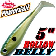 Berkley Hollow Belly Gummifisch Swimbait 12,5cm Gizzard 3 Stück im Set