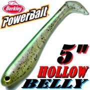 Berkley Hollow Belly Gummifisch Swimbait 12,5cm Trout 3 Stück im Set