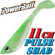 Berkley Power Bait Pulse Shad Gummifisch 11cm Granny