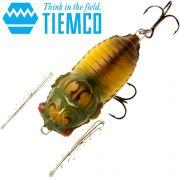 Tiemco Soft Shell Cicada Towater Insekt 4g 40mm Natural Cicada