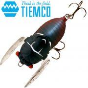 Tiemco Soft Shell Cicada Towater Insekt 4g 40mm Black Bug