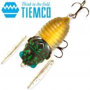Tiemco Soft Shell Cicada Towater Insekt 4g 40mm Grasshopper
