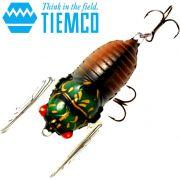 Tiemco Soft Shell Cicada Towater Insekt 4g 40mm Brown Bug