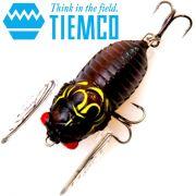 Tiemco Soft Shell Cicada Towater Insekt 4g 40mm Brown Cicada