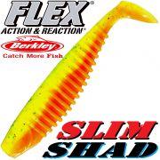 Berkley Flex Slim Shad 6 Gummifisch 15cm Firetiger