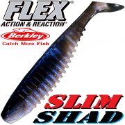Berkley Flex Slim Shad 6 Gummifisch 15cm Rainbow