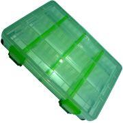 Gerätebox - Köderbox Angelbox 20,5 x 13,5 x 3,8cm Köderkiste 100% Kunstköderresistent 3 Stück im Set