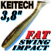 Keitech Fat Swing Impact 3,8