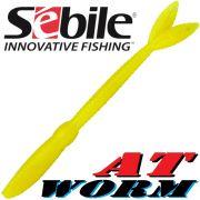 Sebile AT Worm Floating Gummiwurm 152mm 8,7g Farbe SP91 7 Stück im Set All Terrain Köder