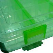 Paladin Gerätebox - Köderbox Angelbox 20,5 x 13,5 x 3,8cm 1 Stück Köderkiste 100% Kunstköderresistent