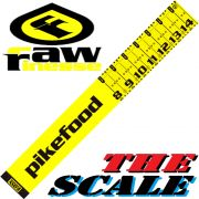 RawFinesse The Scale Measuring Tool Ma�band 20cmX145cm in Zentimeterschritten Farbe Pikefood